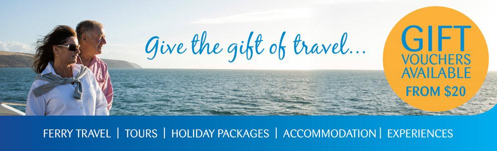 sealink travel gift vouchers sealink kangaroo island - Travel Gift Cards