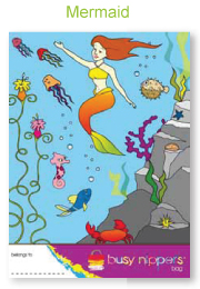 mermaid little nippers pack
