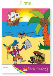 pirate busy nippers pack