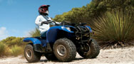 quad biking south australia