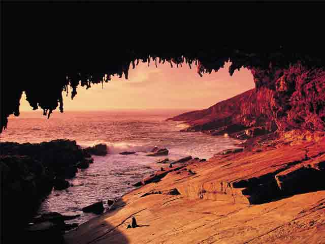 Kangaroo Island Ki Pass Parks